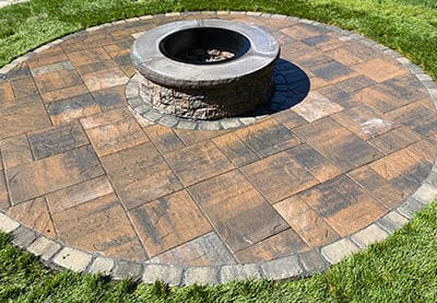 Patios & Firepit Projects